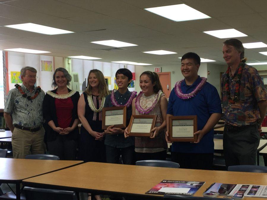 Congratulations Mauna Kea scholars