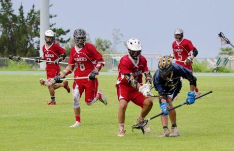 Elvis and lacrosse