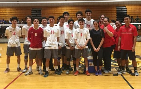 Boy's Volleyball is back