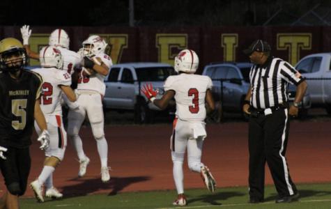 Varsity Football vs. McKinley