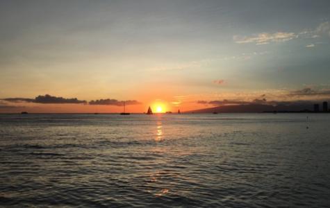 Oahu Stuns at Sunset