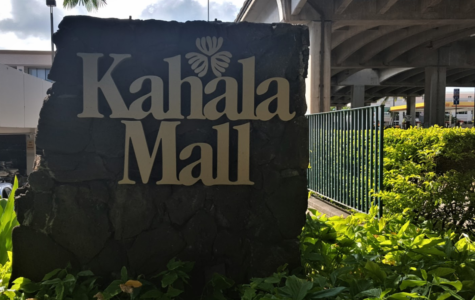Kahala Mall, a Refuge for Students
