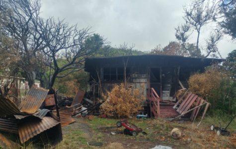 Kalani House Fire