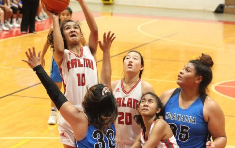 Kalani basketball season recap