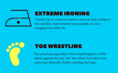 6 weird sports you probably didn't know about