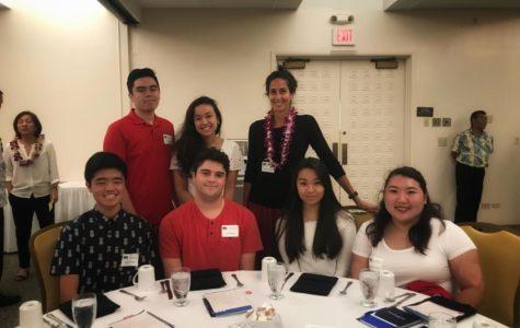 Kalani Wins 9 at Hawai'i High School Journalism Awards