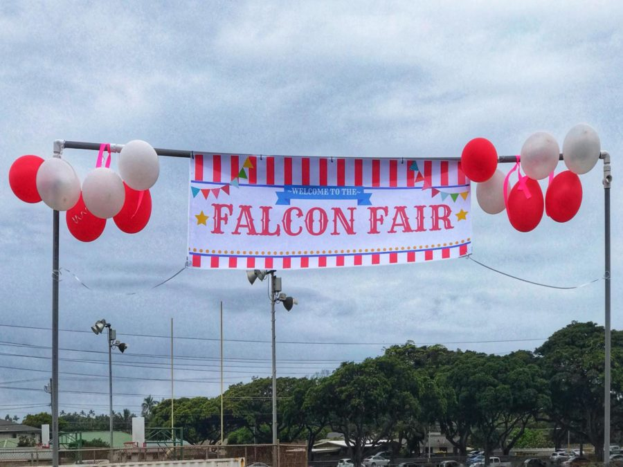 The+second+annual+Falcon+Fair+is+here%21