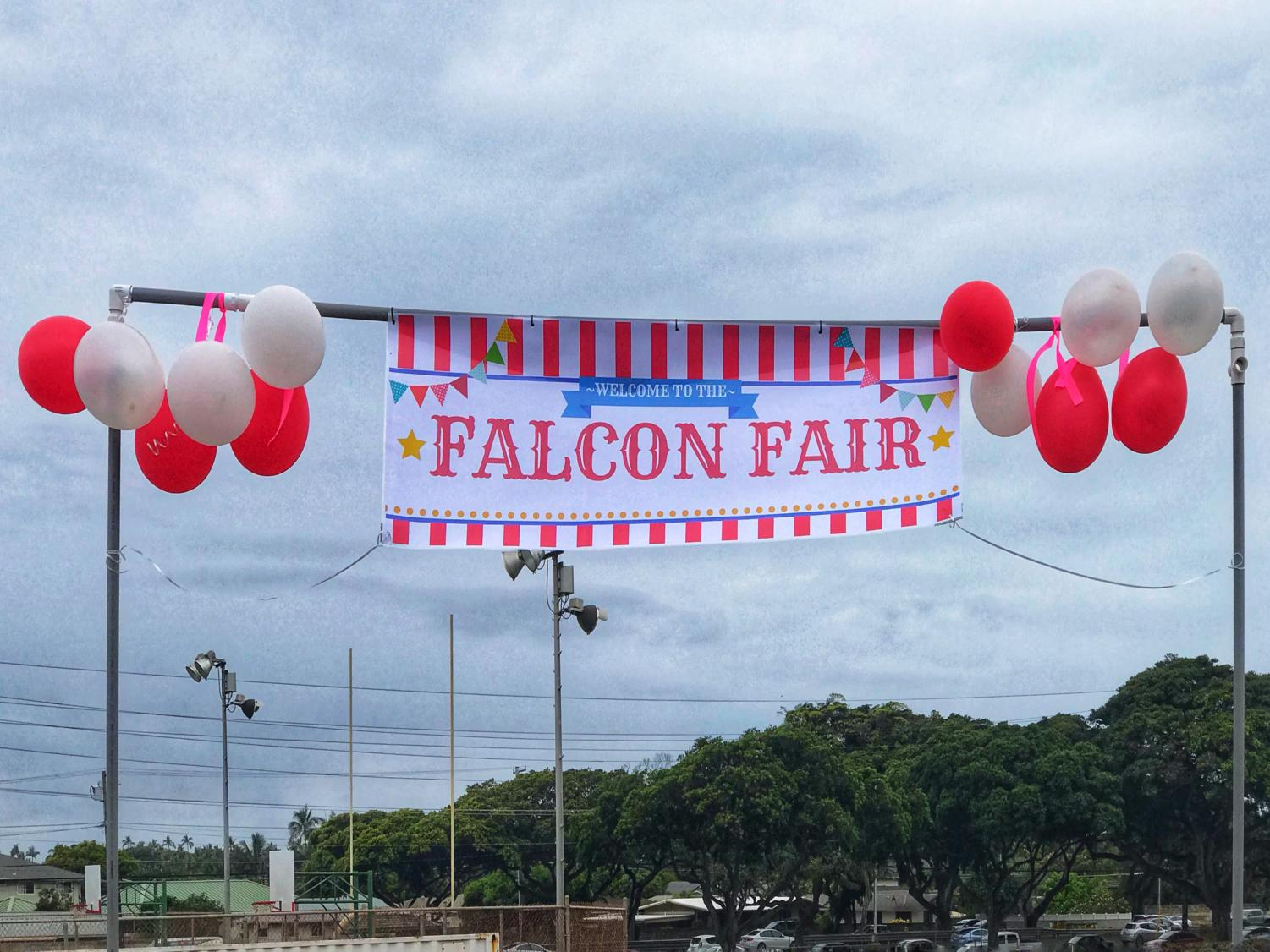 The second annual Falcon Fair is here!
