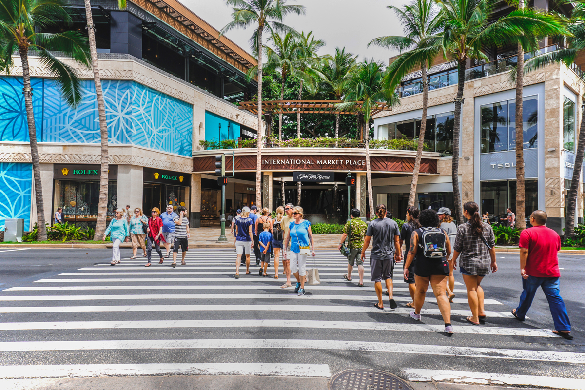 Last year, roughly 9.4 million visitors came to the islands, which led to an increased demand for hotel and restaurant workers. In Hawaii, we do not have enough housing or trained labor to support our economic growth. Staff Photo 2018.