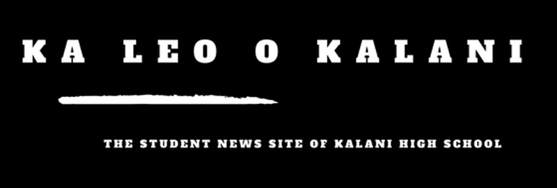 The student news site of Kalani High School