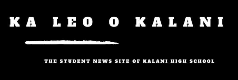 The student news site of Kalani High School