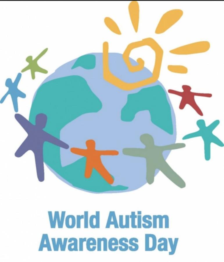 Logo for World Autism Awareness Day, April 2, 2018.