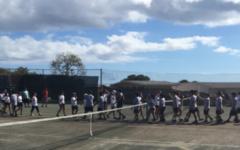 Kalani soft tennis team dominates Kailua