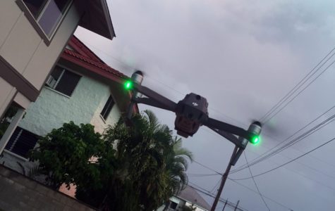 Drones becoming popular in Hawaii