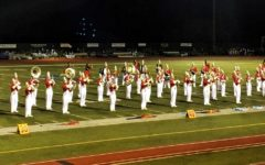 Marching Band Scores at First Tourney
