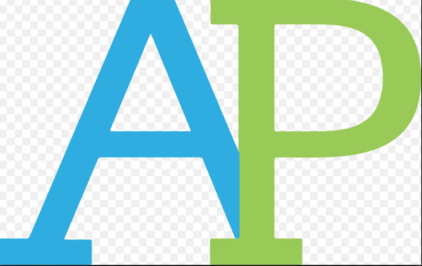 Advanced Placement logo, Wiki Commons.