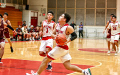 Kalani Boys Dominate Farrington on Senior Night