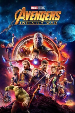 Marvel Publicity Poster 2019.