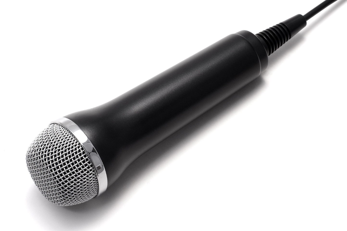 Microphone. Wiki commons 2019.