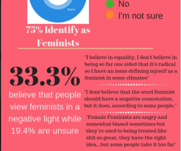 How are feminists viewed today?