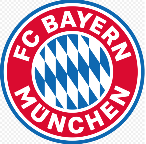 Bayern Munich soccer logo. Wiki Commons.