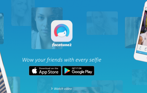 Facetune, created by Lightricks, is a popular application used by people to edit, enhance, and retouch photos on a user's mobile device. The app is commonly used to edit selfies and portraits. According to co-founder and CEO Zeev Farbman, Lightricks has seen 180 million downloads across its paid apps. Photo of desktop featuring Facetune by Ka Leo staff 2019.