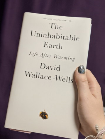 "Wallace-Wells wrote an essay in 2017 called ""The Uninhabitable Earth"" for New York magazine which he expanded into his April 2019 book ""The Uninhabitable Earth."" The book has since become a New York Times"