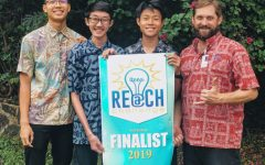 Robotics students are REACH finalists