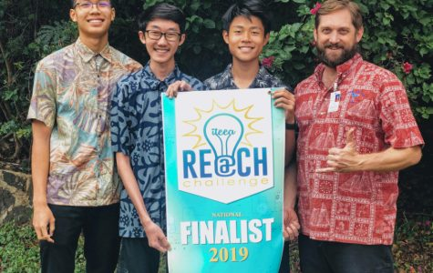 Robotics students are REACH finalists