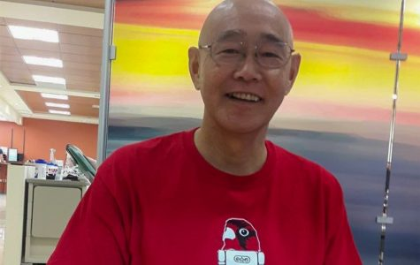Long-time Kalani art teacher Gerald Toyama retires this year from teaching.