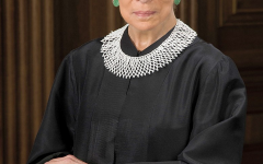 Ruth Bader Ginsburg, Associate Justice of the Supreme Court of the United States. This is the official SCOTUS portrait in the public domain.