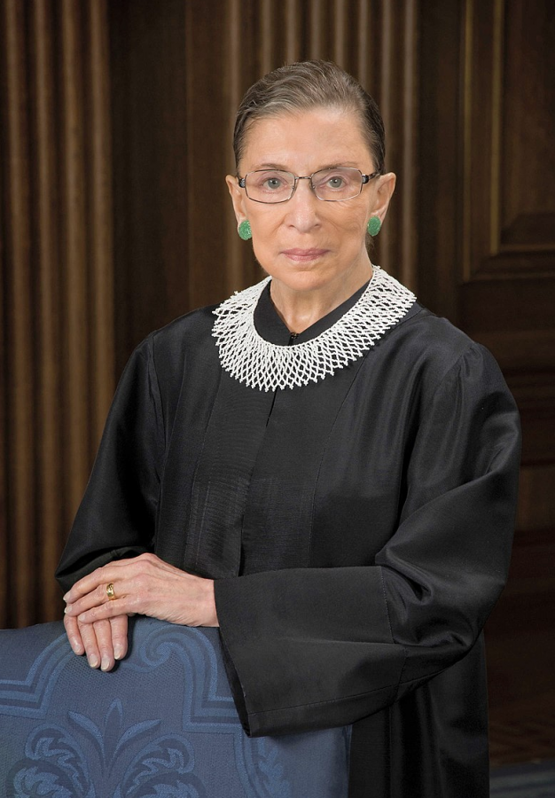 Ruth+Bader+Ginsburg%2C+Associate+Justice+of+the+Supreme+Court+of+the+United+States.+This+is+the+official+SCOTUS+portrait+in+the+public+domain.+