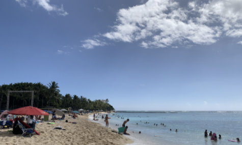 Since Governor Ige and Mayor Caldwell eased restriction, the beaches on Oahu